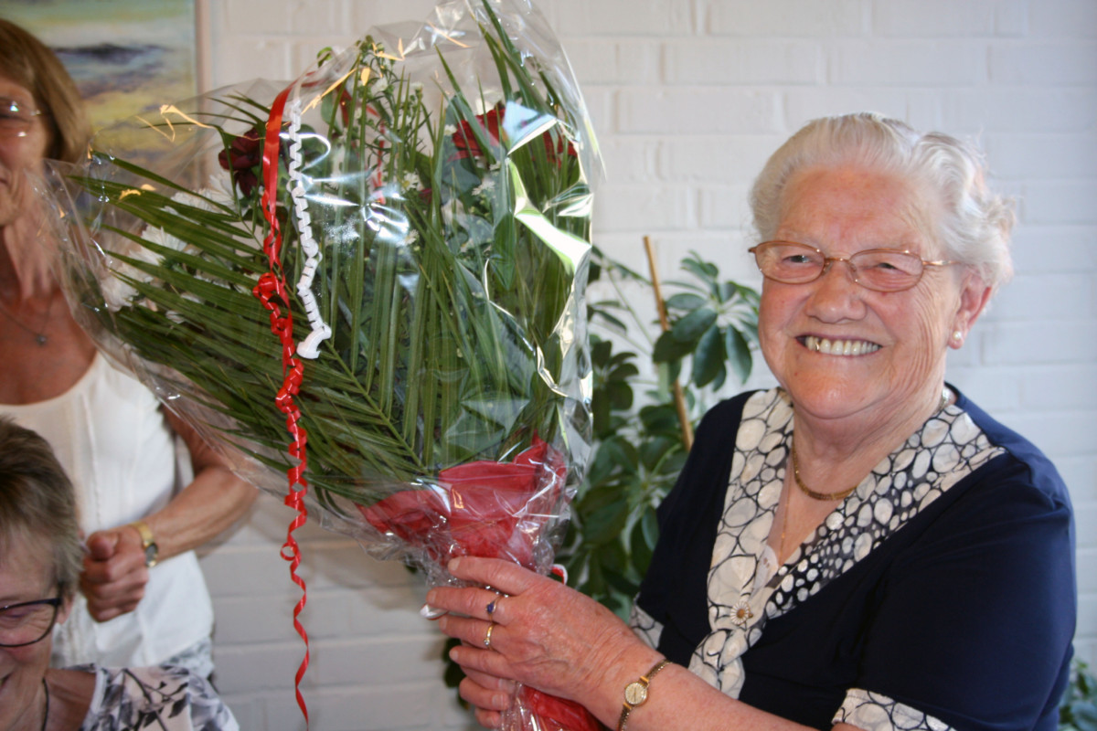 40 års fest lokal Flot fest for 75 og 40 lokale år i Røde Kors   Aadum.com 40 års fest lokal