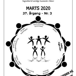 Aadum Nyt marts 2020