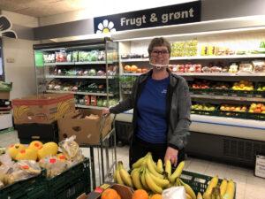 Marianne ny købmand i Ådum